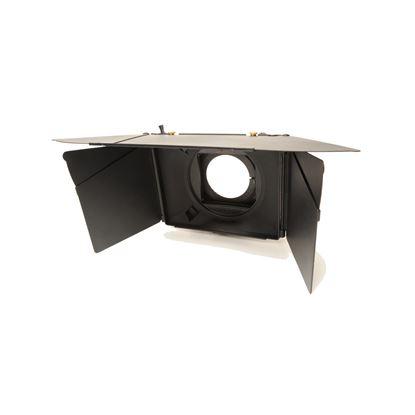Picture of Petroff 4x5 Wide Matte Box